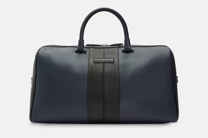 Twill holdall by Ted Baker