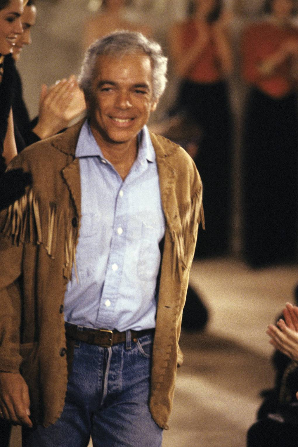 704380c2 Ralph Lauren interview: 'I became the celebrity. You're not coming in to  buy someone else' | British GQ