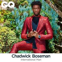 Chadwick Boseman - International Man