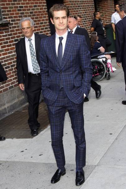 13. Andrew Garfield