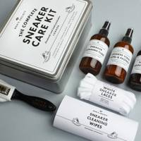 Men's Society complete sneaker care kit