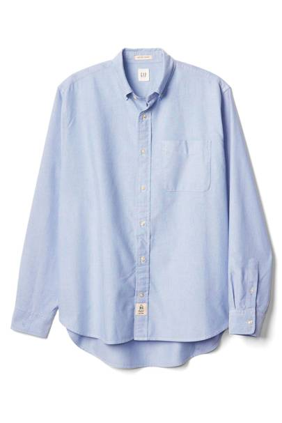 Gap 'Archive Re-Issue Big Oxford' shirt
