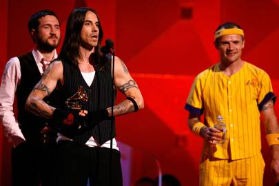 2007: Red Hot Chili Peppers