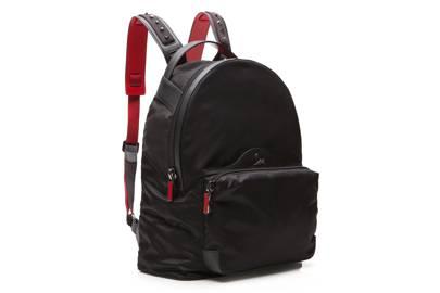 Blackloubi Backpack by Christian Louboutin