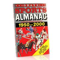 Grays Sports Almanac from Back To The Future Part II