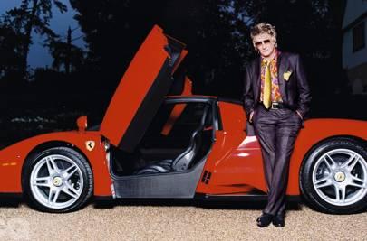 Rod Stewart, 2006