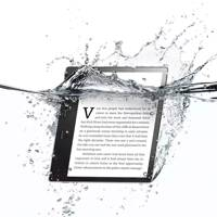 The new waterproof Kindle