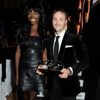 Lorraine Pascale and Jason Atherton