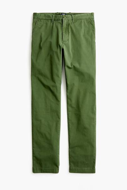 '1040' chinos by J Crew