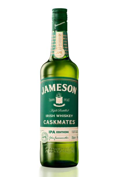 Jameson Caskmates whiskeys
