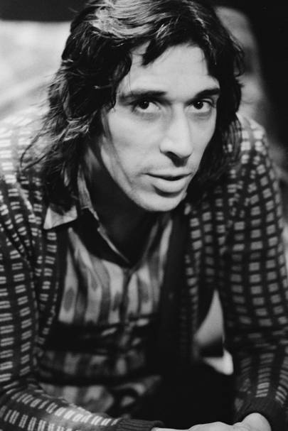 John Cale, member of The Velvet Underground