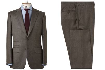 Fleck Donegal Elverton Suit by Chester Barrie
