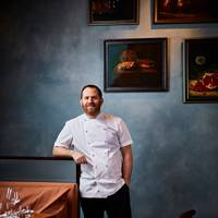 Bryn Williams, chef patron of Odette's (Primrose Hill) and executive chef at Bryn at Somerset House