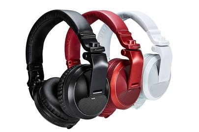 HDJ-X5BT headphones by Pioneer DJ
