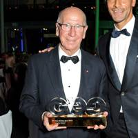 Lifetime Achievement: Bobby Charlton