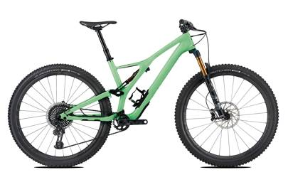 For mountain bikers: S-Works Stumpjumper 29 by Specialized