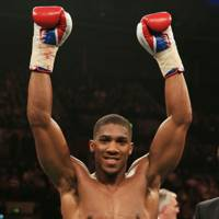 89. Anthony Joshua