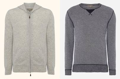 Custom knitwear by N Peal