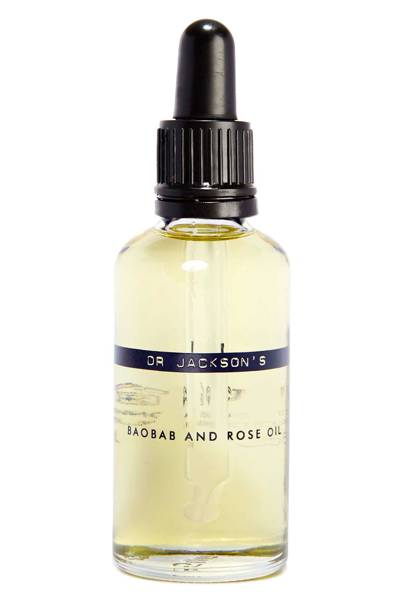 Baobab & Rose Oil by Dr Jacksons