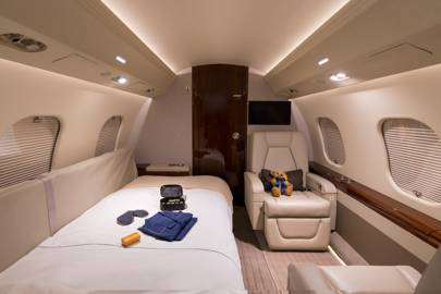 Bombardier Global 6000 Inside The Worlds Ultimate Private Jet
