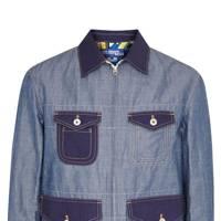Junya Watanabe Man chambray jacket