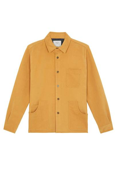 Percival pocket outershirt