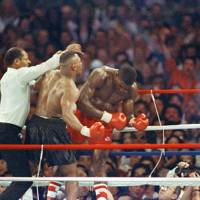 Frank Bruno vs Mike Tyson, 1989