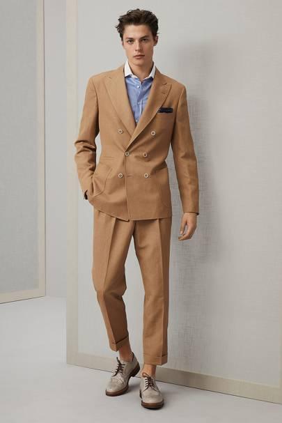 Suit by Brunello Cucinelli