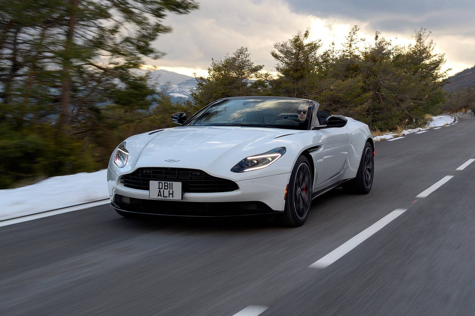 Aston Martin Volante Review This Years Most Beautiful Car British GQ - Aston martin volante