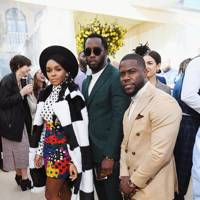 Janelle Monáe, Diddy and Kevin Hart