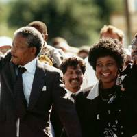 Long walk to freedom: Nelson Mandela released from jail