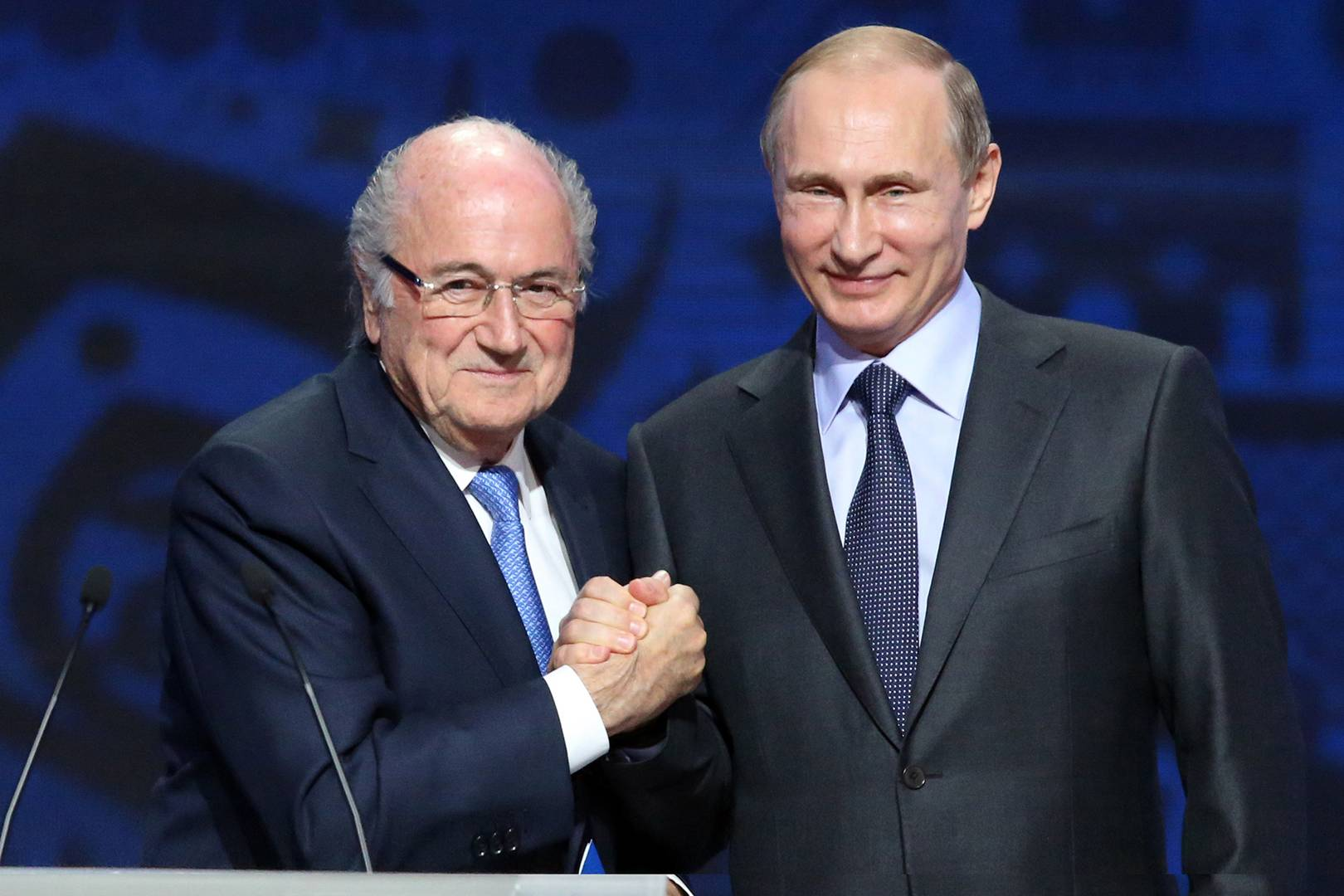 ddb38f9c3f8 World Cup 2018: Putin wanted it, and got it, whatever the cost ...