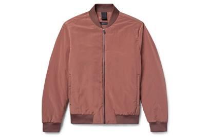Cos x Mr Porter bomber jacket