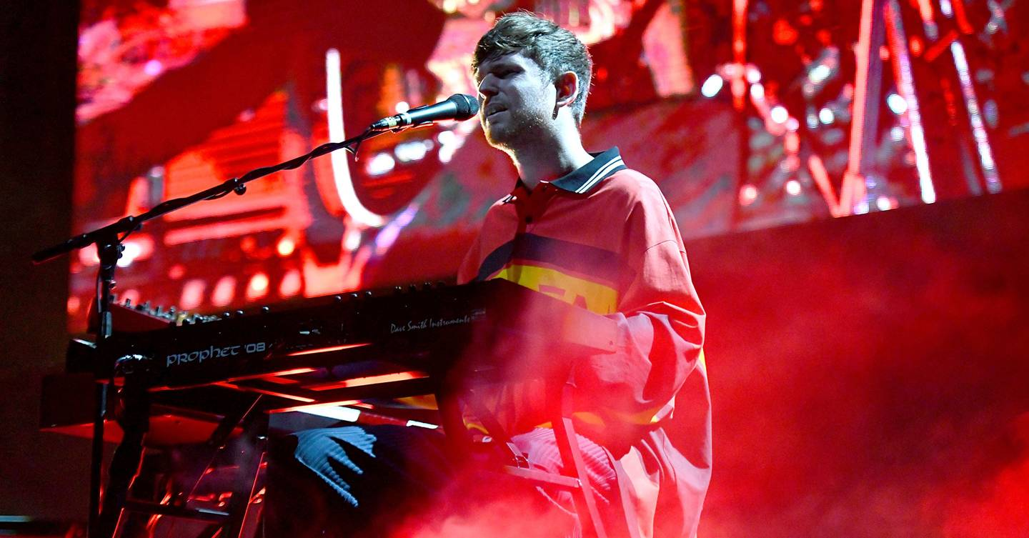 James Blake New 