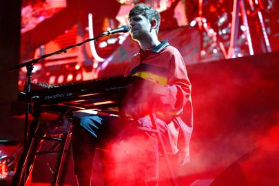 James Blake's loved-up new pop album will have you hooked all year