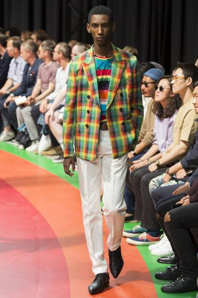 4861deccf07 Paul Smith Spring Summer 2017 Menswear show report