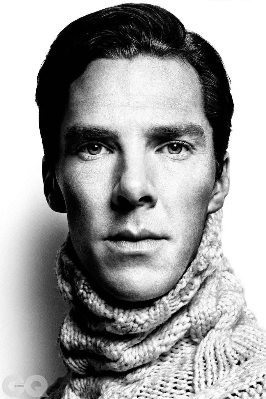 Benedict Cumberbatch Sherlock Series Three and GQ Cover | British GQ