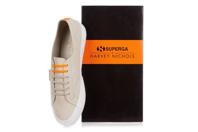 Superga x Harvey Nichols trainers