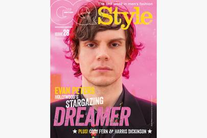 Evan Peters: 'I'm trying to figure out what vulnerability is'