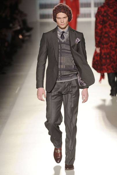 Etro Autumn/Winter 2009 Menswear show report