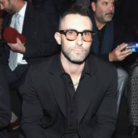 Adam Levine's fashion-guy flat top