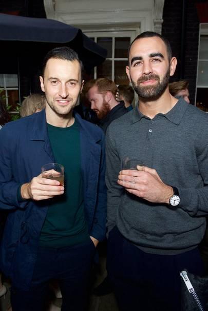 Jonny Sydes & Jamal Rahman
