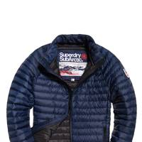 Down jacket by Superdry