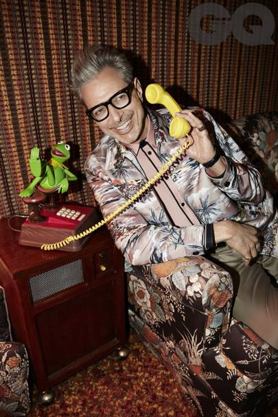 Jeff Goldblum Interview We Talk Fans Fashion And The