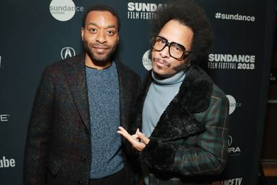 Chiwetel Ejiofor and Boots Riley