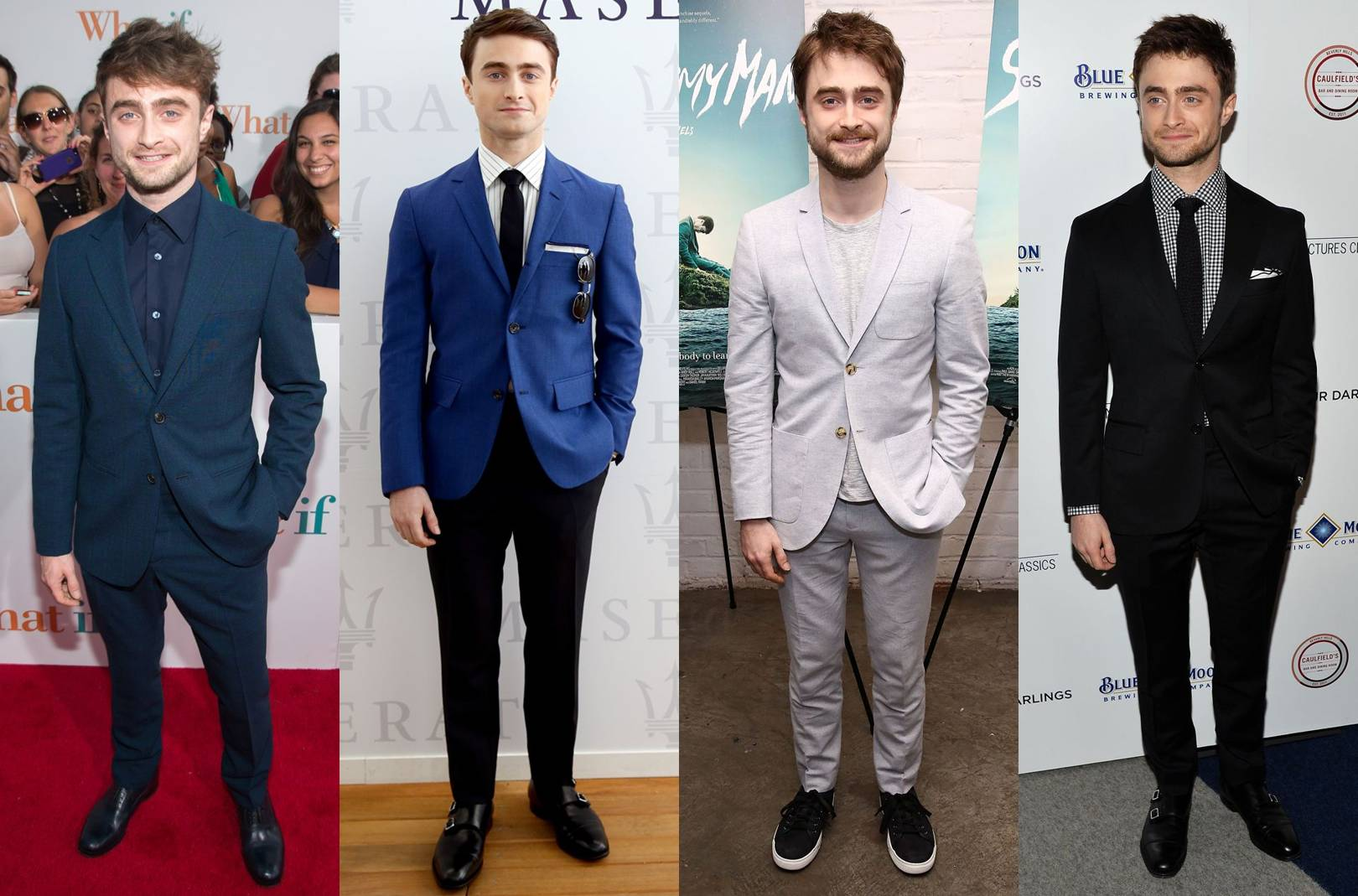daniel radcliffe s height weight and body measurements