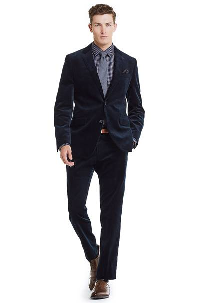 Todd Snyder Made In USA Black Label Wide Wale Cord Suit