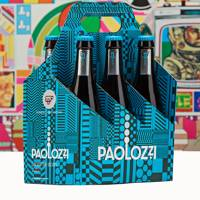 Paolozzi beer and art pairing pack