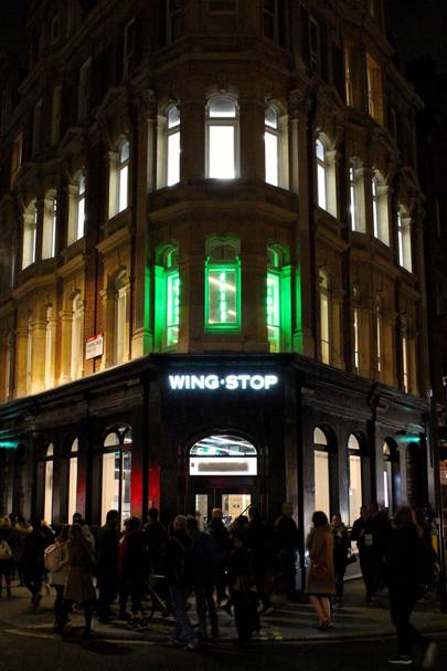 Ongoing: Wingstop