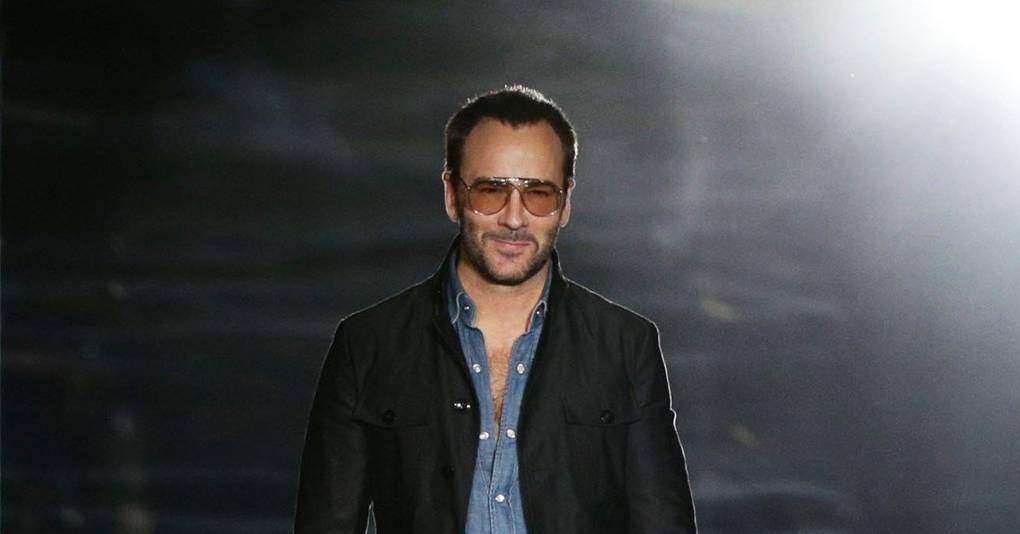 bd4a377eb6cb Tom Ford just schooled you in how to do double denim